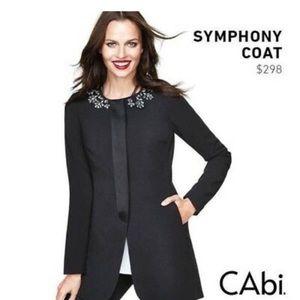 New CAbi Symphony Coat 135 Embellished Stones